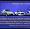 Leigh Worthington Motors - with customer updated stock list