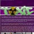 Locally based pop band Toxic
