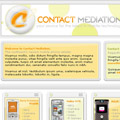 Early mockup for Contact Mediation